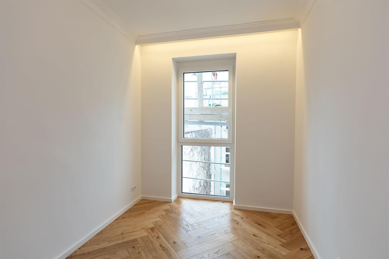 Schopenhauerstraße 41 - Top 9 Hoftrakt